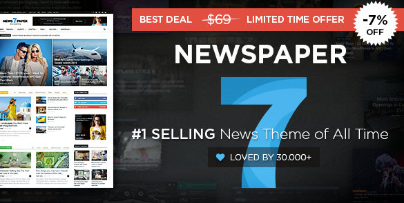 themefores -newspaper discount
