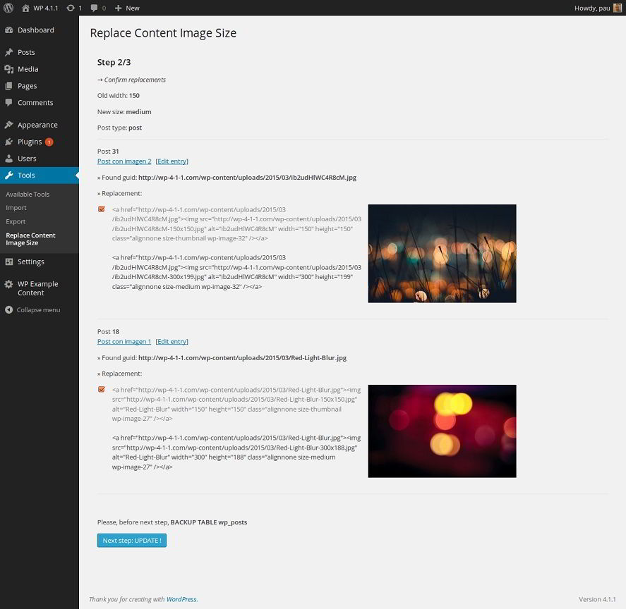 how to edit text in header of wordpress