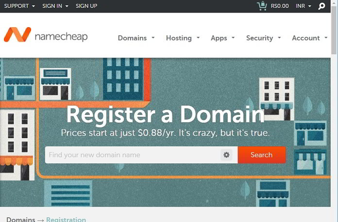 Namecheap review 2016 : 0.88 domain names cheap ssl hosting