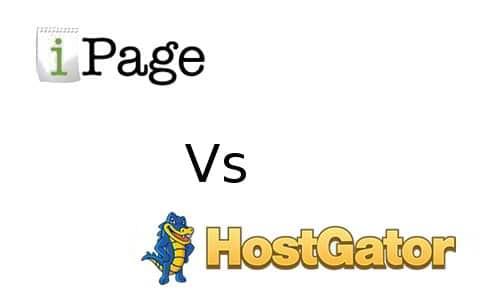 iPage vs hostgator 2016