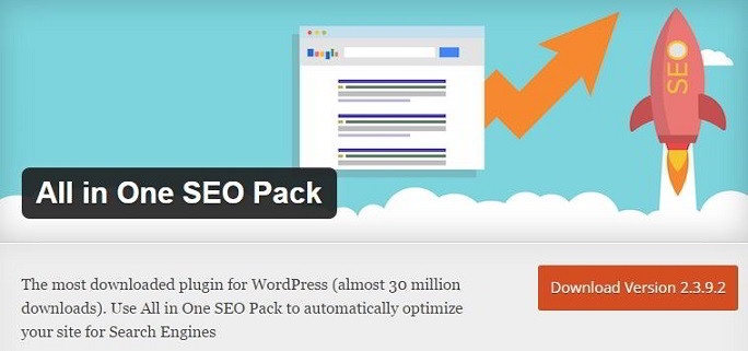 All in One SEO plugin for WordPress