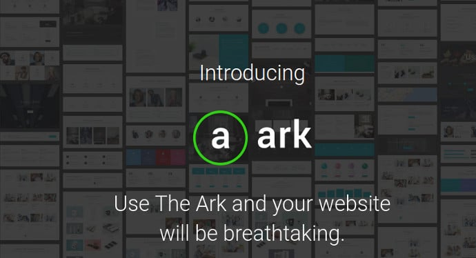 Ark wordpress theme review themeforest