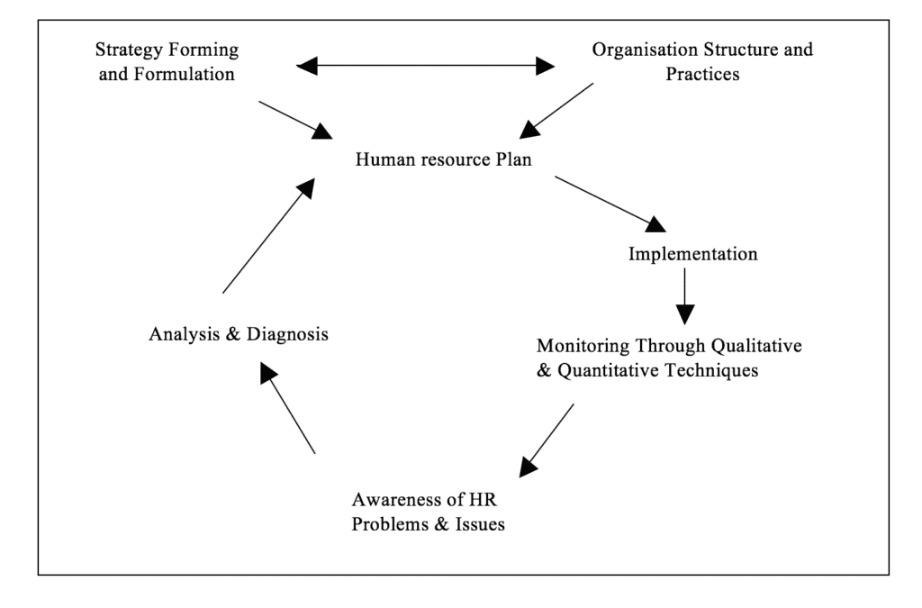 Manpower planning versus human resource planning ian carnaghan cyclical process ccuart Image collections