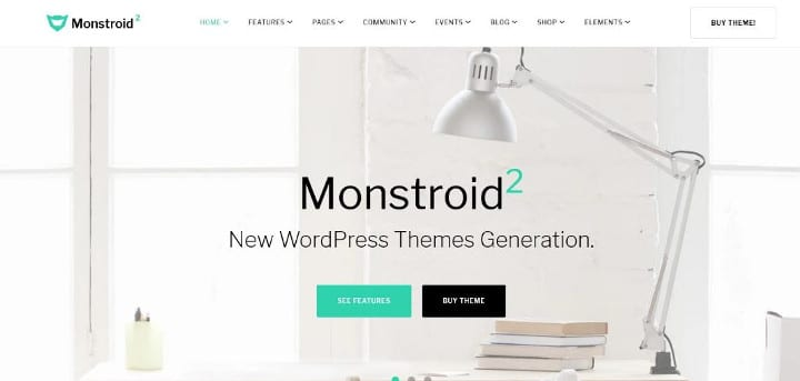 Monstroid2 design
